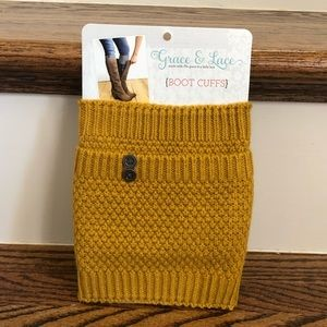 Accessories - grace and lace boot cuffs